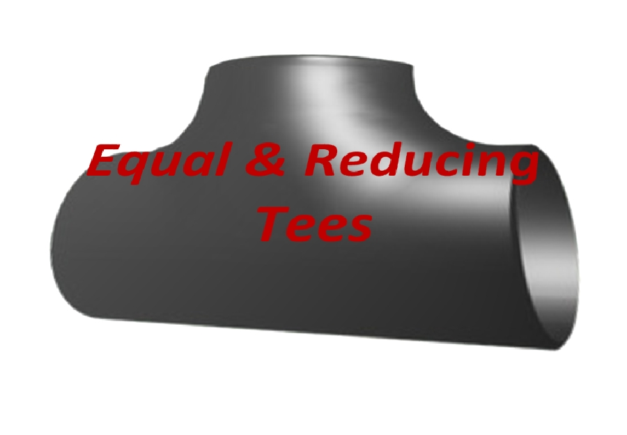 Equal and Reducing Tees